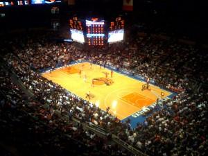 Bobcats Vs. Knicks