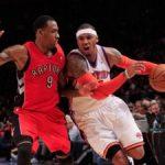 Los Raptors asaltan el Madison Square Garden